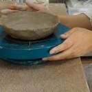津田沼で3000円で陶芸体験☆土の感触が心地よい