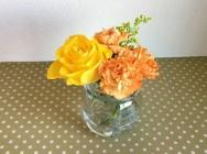 実践!スーパーの花束をおしゃれに飾って長く楽しむコツ