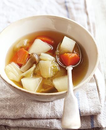 【レシピ】重ね煮スープ