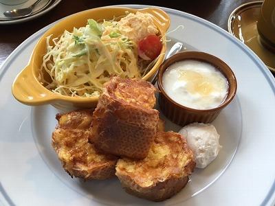 【守山区、最寄りは藤が丘駅】ふわふわフレンチトースト☆niwa cafe