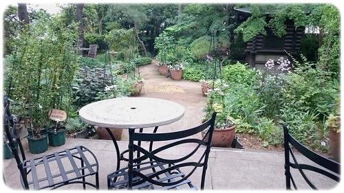 心癒される庭園&ギャラリー&ティーサロン@杜のアトリエ黎明(LEIMEI)(流山)