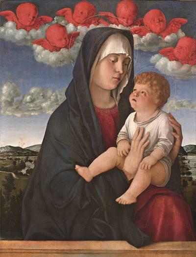 本邦初!ヴェネツィア絵画の殿堂、アカデミア美術館コレクション展