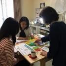 自分の設計図を知る??『数秘&カラーセッション』二子玉川SHANTI