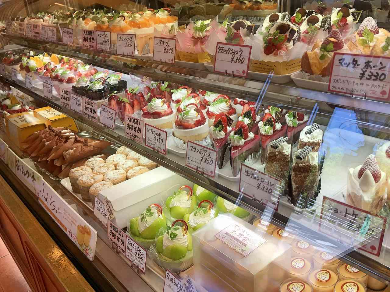 ケーキ 屋 守谷