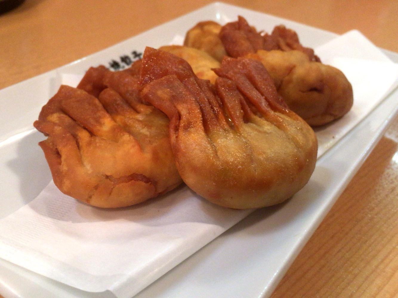 日本橋焼餃子を食べてみた!! @砂町銀座商店街