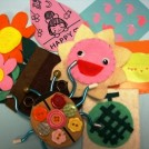 セシリア・オープンカレッジ 夏 「親子で工作~マイマグネット飾りを作ろう~」
