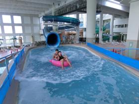 多摩市立温水プール「アクアブルー多摩」