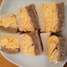 晴れた日はテラス席で「パンとcafe えだおね」の絶品!たまごサンド@荻窪
