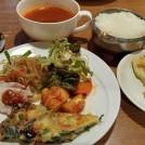 韓国で人気の家庭料理店が1周年!ユニバーサルシティ「nolboo」