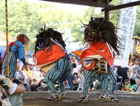 立川諏訪祭り 例大祭