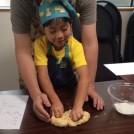 子どもと一緒にパン作り☆海老名市「さくらパン教室」