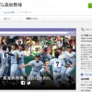 ぱらぱら高校野球