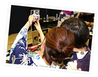 デジタルカメラ講座の様子(画像)