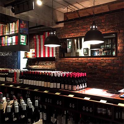 ★美味しいお料理&ワイン専門店【MITSU-GETSU】@経堂