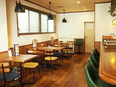 体に優しいメニューがうれしい「Mogu-Mogu Cafe」@市川