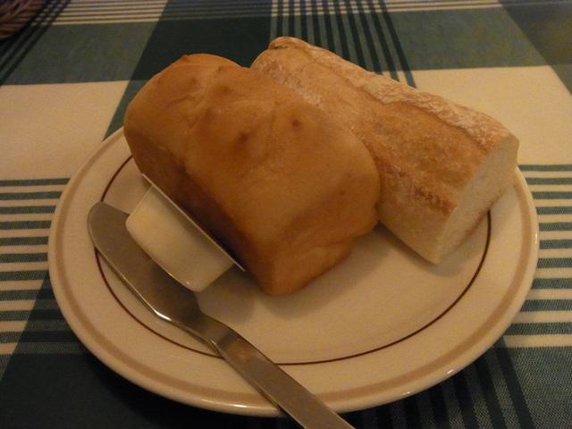 かしわ de イタリアのパン…っぽいパン