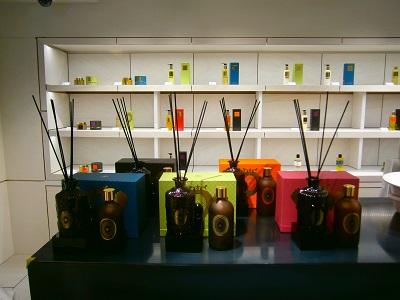 Newオープン!「パンピューリ神戸店」で好みの香りを見つけて☆