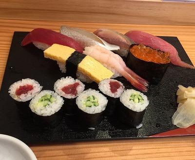 宮崎台にニューオープンの『ともゑ鮨』さんにランチに行ってきました