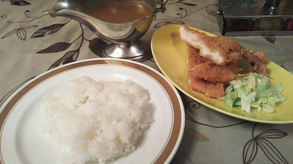 洋食「洋食カツカレー」|ボスの濱歩き