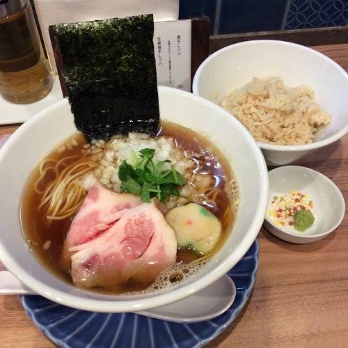 中華ソバ 篤々@勝田台 マニアも注目!和食出身の店主が作りだす絶品煮干しスープの新店が登場♪