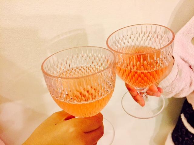パーティで大活躍☆超オススメ割れないワイングラス