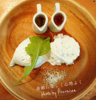 新鮮できたて!渋谷CHEESE STANDのフレッシュチーズ☆