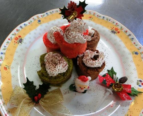 セシリア・オープンカレッジ 冬「親子でクリスマスケーキを作ろう~」