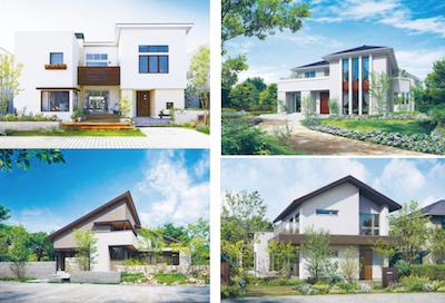 【住宅応援特別企画】大手住宅メーカー4社が設計プランを無料で!