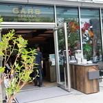 【永田町】赤プリ跡地の紀尾井町ガーデンテラス「ガーブセントラル」でランチ