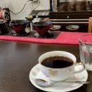 一杯づつ丁寧に入れる珈琲とプリンが絶品!大阪天満「響珈琲」