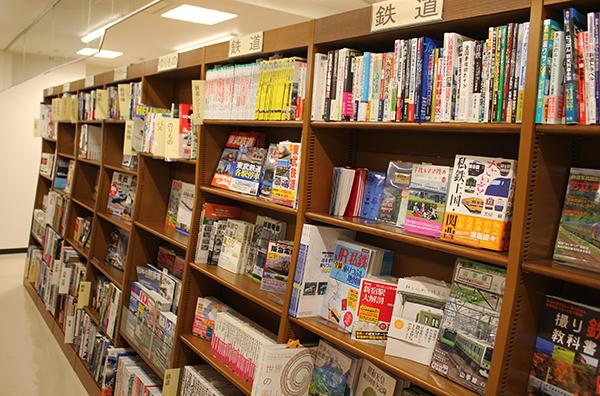 図書館みたいな本屋さん、ジュンク堂柏モディ店