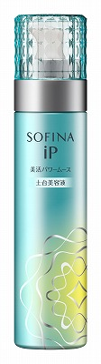 160826SOFINAiP 美活パワームース(土台美容液)