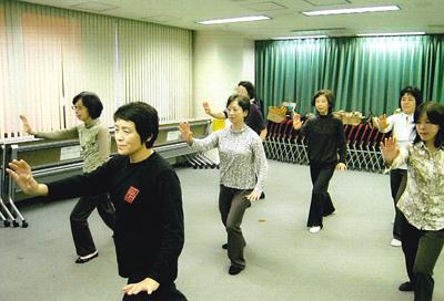 【受付け終了】◆楊名時八段錦・太極拳(6回)
