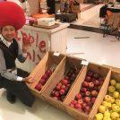 りんご王子ってダレ?! 「林檎道」の産直・減農薬りんごが大評判♪