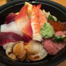 豪快な海鮮丼で港気分!@山傳丸 海浜幕張店