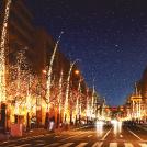 街に届いた光のプレゼント【イルミネーションガイド】