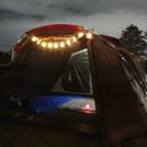 【あきる野】秋は焚火でキャンプだワン!(後編)「わんダフルネイチャーヴィレッジ・オートキャンプ場」(多摩エリアでワンコと遊ぼう♪)
