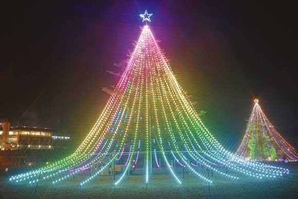 宮ヶ瀬クリスマス~光のメルヘンみんなのつどい~