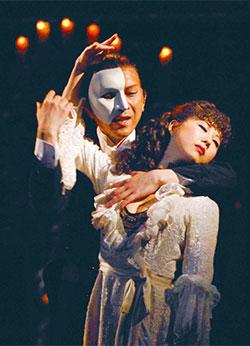 劇団四季 「オペラ座の怪人」