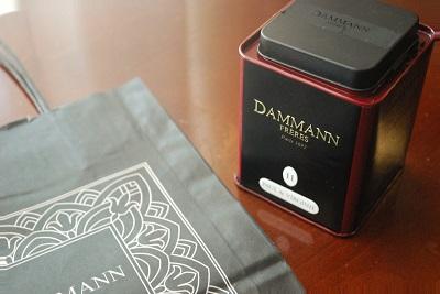 DAMMANN tea