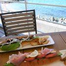 淡路島の恵みとはちみつのコラボ☆海沿いの白いレストラン「ミエレ」