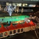 おおたかの森mo-rinkでイルミネーション&アイススケートを楽しもう