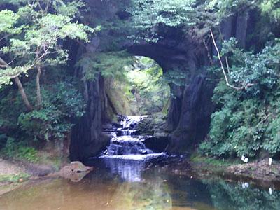 メディアで話題の秘境「濃溝の滝」へわんこと行ってきました