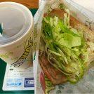 外食なのに220kcal!みんな大好きサブウェイ@海浜幕張