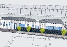 国立駅東側高架下市民利用施設