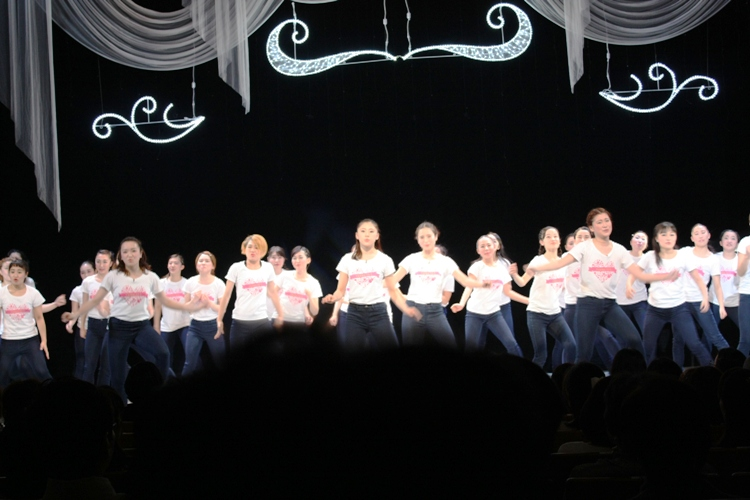 「梅花歌劇団 劇団この花」初めての発表会を観てきました