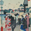 ~3/26(日)「錦絵にみる東京の冬景色」展-GAS MUSEUM がす資料館