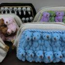 めちゃくちゃ可愛い!「くまさんポーチ」の作者、砂紋さんを訪ねて川越の「天使の小箱」へ