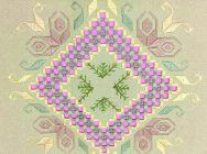 ハーガンダー刺繍