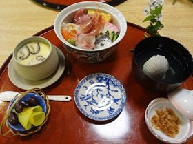 立川「松栄寿司」